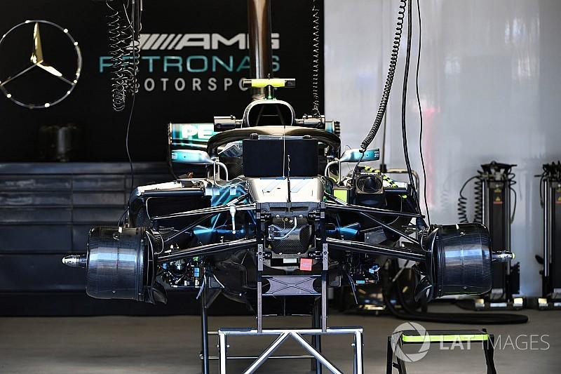 "Mercedes to implement ""short-term"" fixes in Baku"