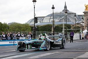 Fórmula E Últimas notícias Cinto mal fixado tira Nelsinho do ePrix de Paris
