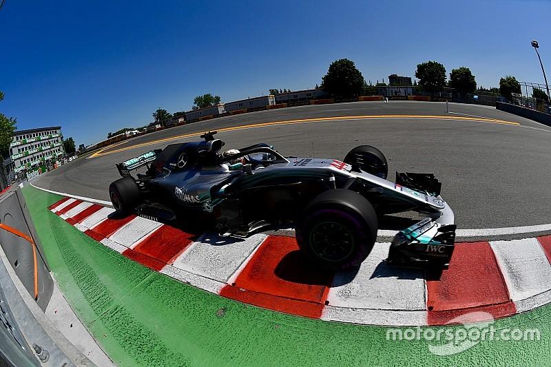 Quarto do grid, Hamilton admite:
