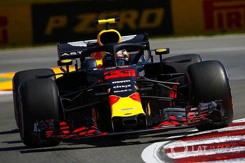Verstappen dá resposta e domina sexta-feira do GP do Canadá