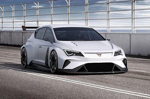Meer details van elektrische raceklasse E TCR onthuld