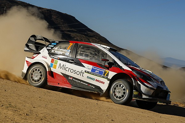 WRC Ultime notizie Argentina, Shakedown: Latvala precede le Citroen di Breen e Meeke