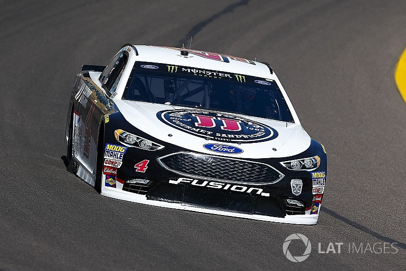 Harvick and Elliott lead second Cup practice at Phoenix