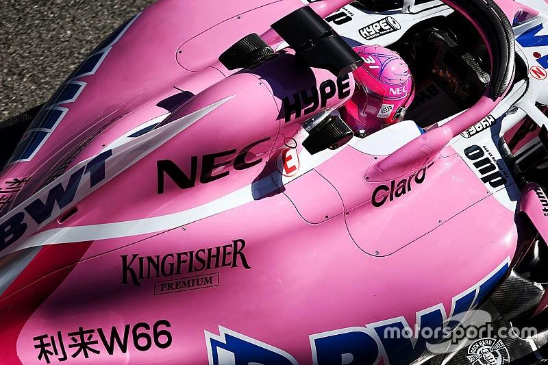 Force India ne changera pas de nom en 2018
