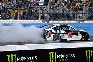 NASCAR Cup Special feature NASCAR Roundtable: Will Harvick's win streak continue in California?