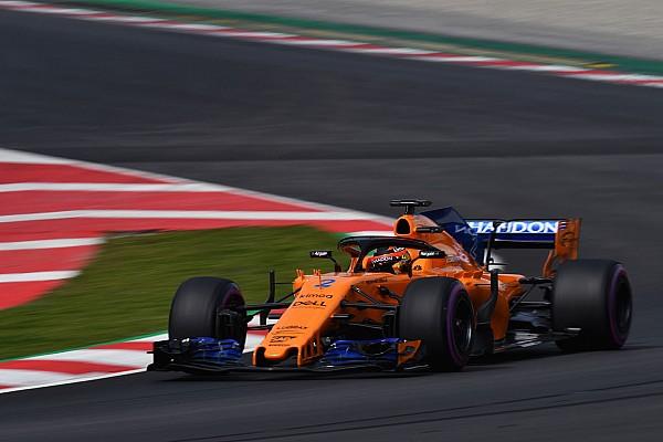 Fórmula 1 Real carro de 2018 estreará na Espanha, diz McLaren