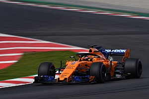 F1 速報ニュース マクラーレンF1「真の2018年型マシンは、スペインGPに登場する」
