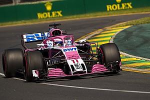 Fórmula 1 Declaraciones Sergio Pérez se dijo preocupado tras la calificación en Australia