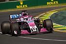 Perez revela preocupação com ritmo da Force India após 13º