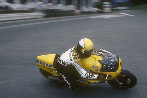 """Kenny Roberts: """"Las motos de 500 se romperían con los neumáticos de ahora"""""""