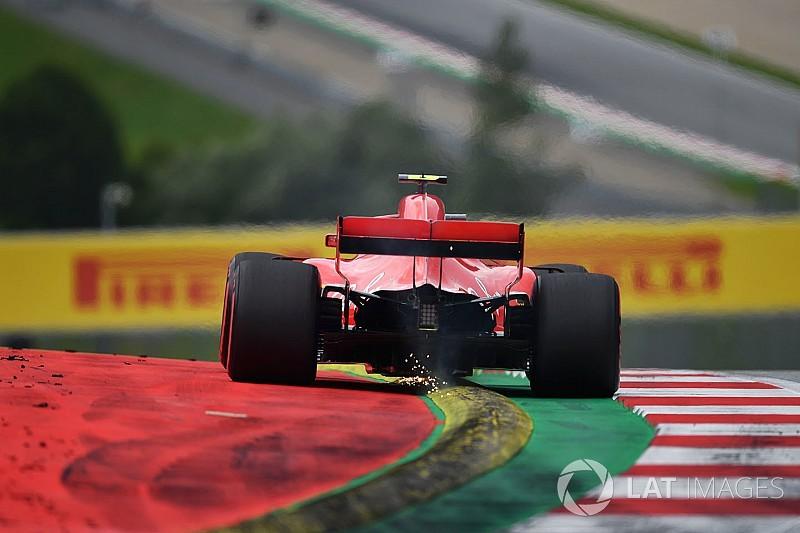 フェラーリ、イギリスGPで新フロア導入。鍵はヨーロッパの熱波?