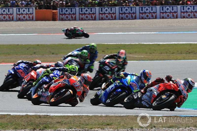 MotoGP riders expect another Assen-like pack race