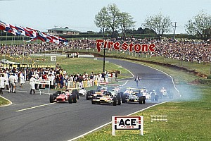 Other open wheel Actualités Toujours pilote à 76 ans, après avoir affronté McLaren et Clark!