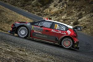 WRC Noticias Breen sólo pudo desconectar