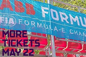 Formule E Actualités L'ePrix de Zurich offre plus de billets pour les tribunes