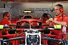 Forma-1 A Ferrari Monacóban is a Halón használja a visszapillantóját