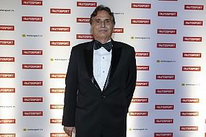 General Noticias de última hora Autosport Awards: Piquet fue honrado con el premio Gregor Grant