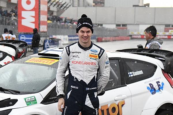 WRC Intervista Suninen preoccupato: