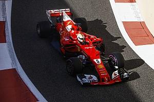 Formula 1 Laporan tes Tes F1 Abu Dhabi: Vettel teratas, Kubica ketujuh
