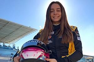 Формула 4 Новость Испанская гонщица Марта Гарсия потеряла поддержку Renault