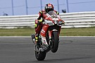 World Superbike Misano WSBK: Savadori leads Aprilia 1-2 in Friday practice