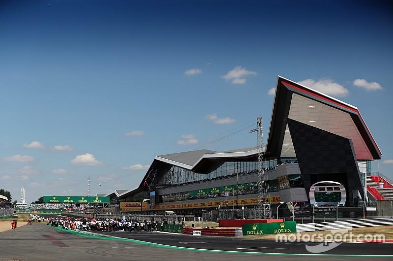 La F1 laisse entendre qu'elle pourrait quitter Silverstone