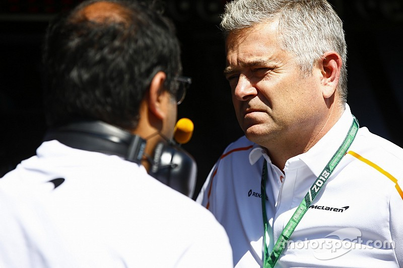 De Ferran outlines how he will help McLaren