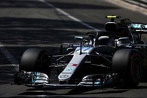 Mercedes craint d'avoir à faire deux arrêts après son pari raté
