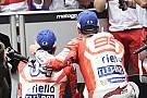 MotoGP Лоренсо та Довіціозо: чи загрожує Ducati конфлікт?