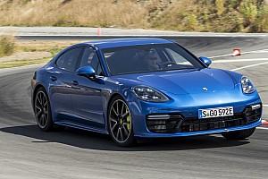 Automotive Noticias de última hora Vídeo: los 680 CV del Porsche híbrido enchufable en un circuito