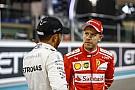 Hamilton 527 kört volt az élen, Vettel feleannyit