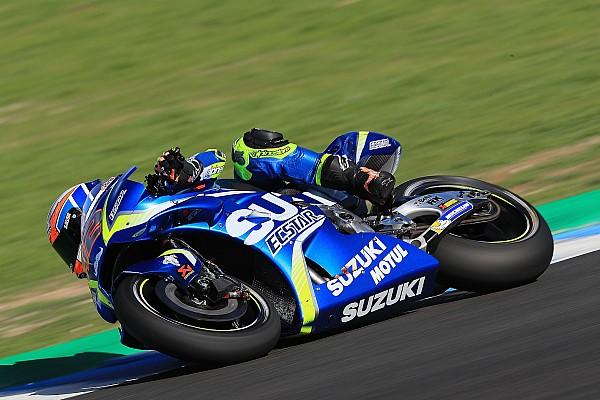 MotoGP Suzuki: Iannone testet Motoren, Rins arbeitet am Chassis