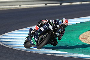 Rea supera a todas las MotoGP en el tercer día en Jerez