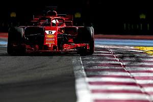 Formule 1 Réactions Vettel a