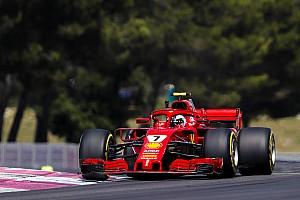 Formule 1 Réactions Räikkönen signe son quatrième podium de la saison