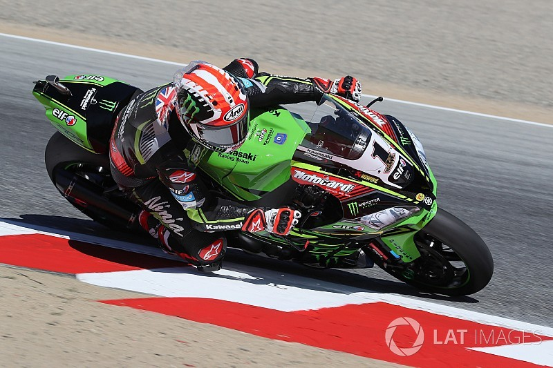 Laguna Seca WSBK: Rea doubles up with dominant win