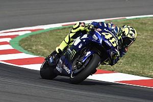 MotoGP Новость «К сожалению, новинки Yamaha не сработали». Росси подвел итоги тестов