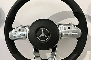OTOMOBİL Özel Haber Mercedes A Serisi'nin direksiyon simidini yakından inceleyelim