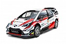 WRC Toyota luncurkan Yaris WRC 2018