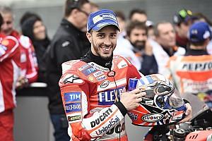 MotoGP Intervista Dovizioso: