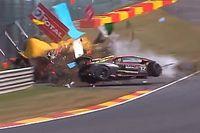 Gewonden bij zware crash Lamborghini Super Trofeo