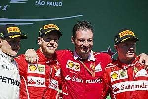 Briatore szerint a Ferrari Vettel és Raikkönen miatt bukta el a bajnoki címet