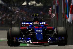 Formule 1 Actualités Officiel - Gasly et Hartley titulaires chez Toro Rosso en 2018