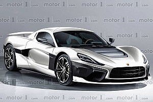 Automotive Breaking news Porsche and Rimac's electric hypercar imagined in new rendering