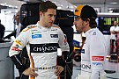 Formula 1 Alonso: McLaren needs