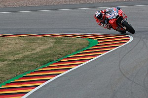 MotoGP Réactions Satisfaction pour Dovizioso, qui veut