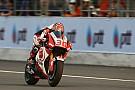 """MotoGP 中上貴晶、2日連続でルーキー最速。王者マルケスの走りを""""学ぶ"""""""
