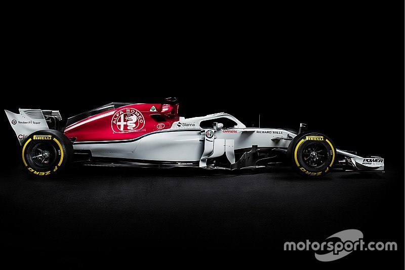 Sauber C37 jadi pertanda perubahan mobil Ferrari