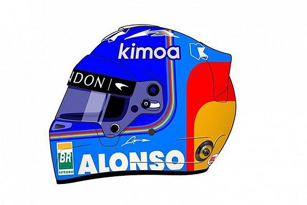 Formula 1 Ultime notizie Svolta Alonso: dopo 16 anni cambia la livrea del casco