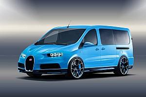 OTOMOBİL Özel Haber Lüks markaların minibus versiyonları nasıl görünürdü